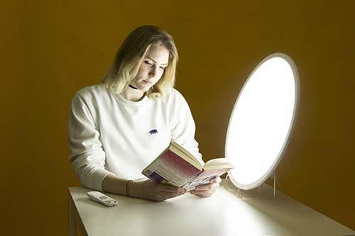 El efecto de la luz a 6000 grados kelvins